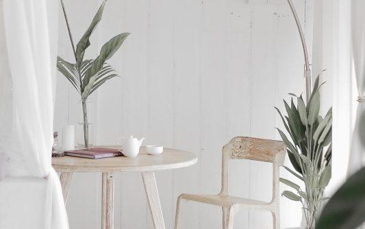 La slow décoration c'est une décoration naturelle, deco éco-responsable, déco durable,slow life, slow design, deco nature