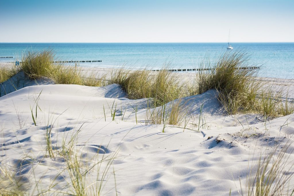 plage, dune et mer, slow life, slow living, slow home, déco nature