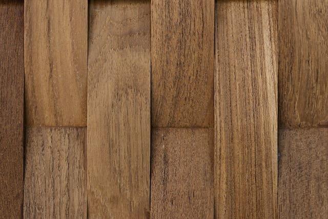 panneaux de bois brut tressés deco naturelle, deco ecologique