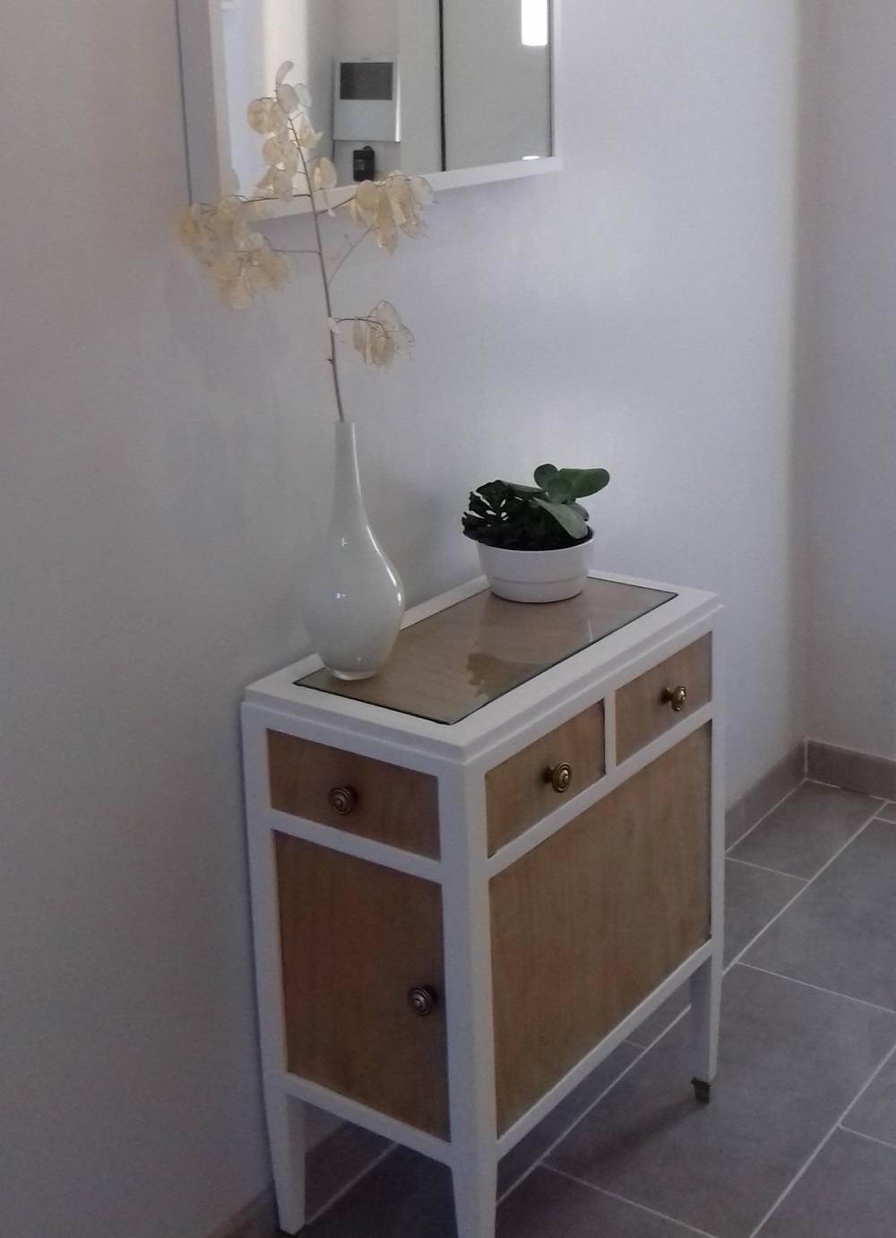 Peinture A La Caseine Renover Un Meuble De Facon Ecologique Slow Deco
