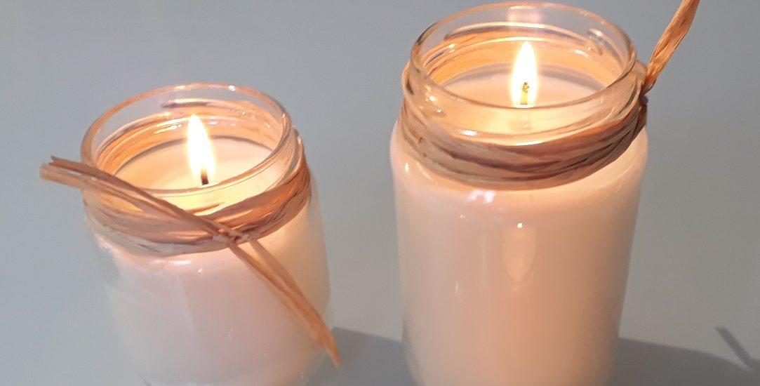 r aliser des bougies fait maison la cire de soja slow deco. Black Bedroom Furniture Sets. Home Design Ideas