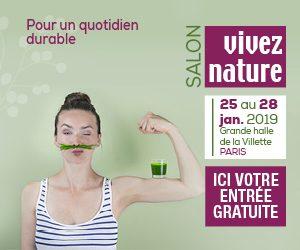 Salon Vivez Nature Paris 2019