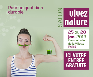 Salon Vivez Nature Paris 2019